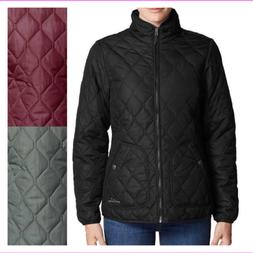 NEW Eddie Bauer Women's Quilted Mod Jacket