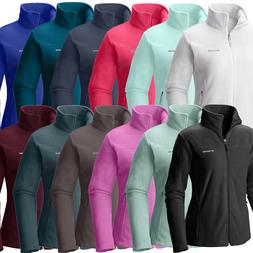 "New Womens Columbia ""Fleece Falls II"" Full Zip Fleece Sweate"