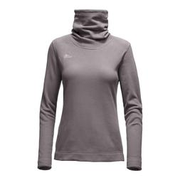 New Womens North Face Fleece Glacier Cowl Jacket XS Small Me