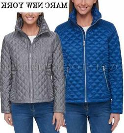 NEW WOMENS MARC NEW YORK ANDREW MARC SHORT DIAMOND QUILTED J