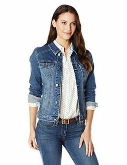 NICE Wrangler Authentics Women's Stretch Denim Jacket