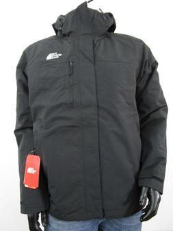 nwt mens tnf carto triclimate hooded waterproof