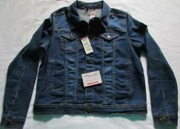 NWT Women's Large Denim Jacket WRANGLER Tractor Supply  Reta