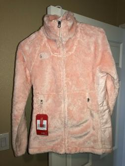 NWT The North Face Women's Osito Sport Fleece Jacket Pink Sa