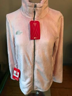 NWT The North Face Women's PINK RIBBON Osito 2 Fleece Jacket