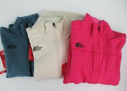 NWT The North Face Womens Timber Fleece Full Zip Up Jacket N