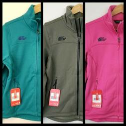 NWT THE NORTH FACE Womens Timber Full Zip Sherpa Fleece Jack