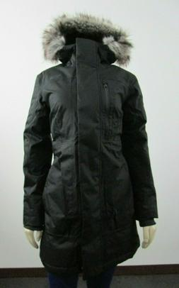 NWT Womens The North Face TNF Downtown Parka Warm Down Winte