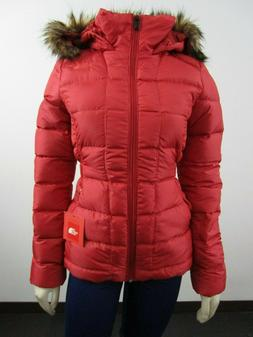 NWT Womens The North Face TNF Gotham Hooded Down Winter Jack