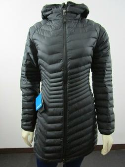 NWT Womens XS Columbia Powder Lite Hooded Mid Insulated Puff