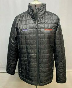 Patagonia ORACLE Womens Black Quilted Lightweight Zip Nano P