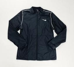 park 20 rain jacket full zip soccer