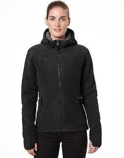 Champion Women's Plus Active Fleece Bonded to Sherpa Jacket