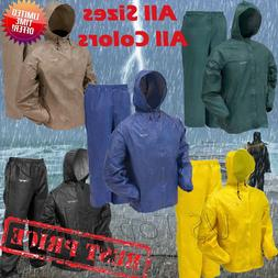 Rain Suit Frogg Toggs Ultra Lite Waterproof Jacket Pants Gea