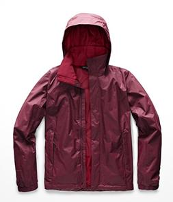The North Face Women's Resolve 2 Jacket - Fig & Rumba Red -