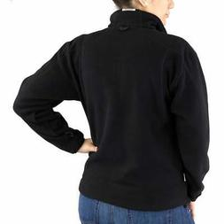 River's End Microfleece Jacket  Athletic   Outerwear - Black