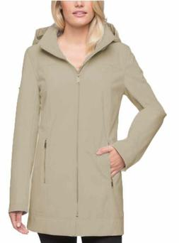 SALE Women's Andrew Marc Long Softshell 4 Way Stretch Jacket