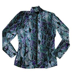 Barco Scrub Jacket Zip Women's 5408-BOLB Light Beams