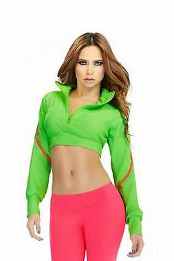 Sports Women Jacket Active Fashion Fitness Gym Clothing Prem