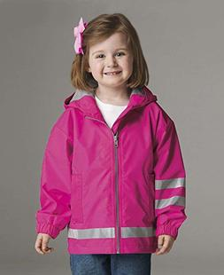 Charles River Apparel Toddler New Englander Rain Jacket