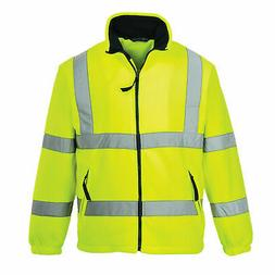 Portwest UF300 Class 3 Hi-Vis 100% Polyester Durable Yellow