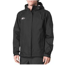 Men's The North Face Venture Ii Raincoat, Size Large - Black