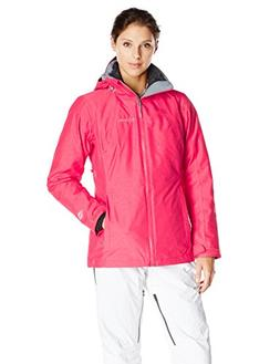 Columbia Women's Whirlibird Interchange Jacket, Red Hibiscus
