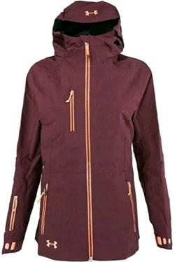 Under Armour Womans Large Gore-Tex Pro Storm 3 Waterproof Sk