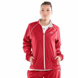 Under Armour Women's Advance Woven Warm-up Jacket