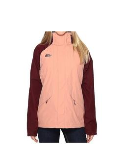 The North Face Women's Boundary TriClimate 3in1 Jacket.Rose