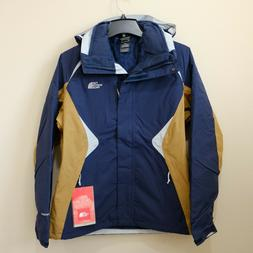 The North Face Women's Boundary TriClimate Jacket 3 in 1 Coa