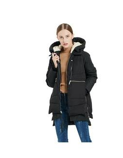 Women's Brand New, Orolay Thickened Down Jacket Black