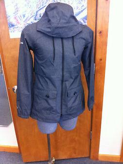 Women's Columbia Lookout View jacket color Black size large