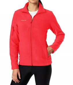 Columbia Women's Fast Trek II Full Zip Soft Fleece Jacket Re