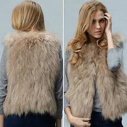 women s faux fur jacket coat body