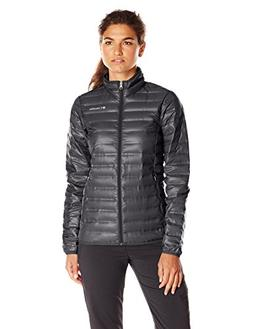 Columbia Women's Flash Forward Down Jacket, Black, Large