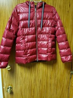 Women's Coach Lightweight Puffer Jacket