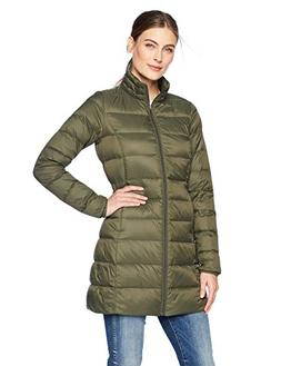 women s lightweight water resistant packable down
