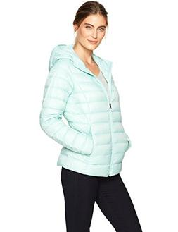women s lightweight water resistant packable hooded