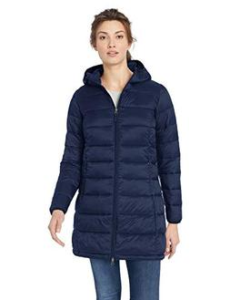 women s lightweight water resistant packable puffer