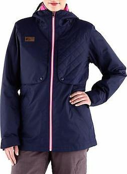 women s montague blue shadow triclimate jacket