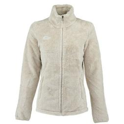 The North Face Women's Osito 2 Fleece Jacket Vintage White S