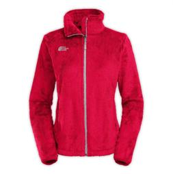 THE NORTH FACE Women's Osito 2 Jacket Rose Red Size Small NW