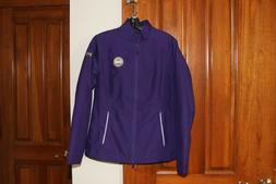 Women's PGA purple jacket coat Cutter and Buck NEW NWT Size