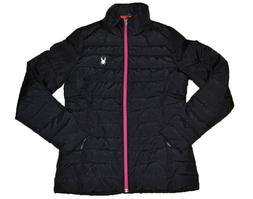 Spyder Women's Prymo Down Jacket Black/Voila