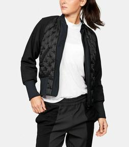 Under Armour Women's Quilted Bomber Jacket Size S MSRP: $450
