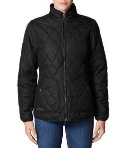 Eddie Bauer Women's Quilted Mod Jacket - Water Repellent - B