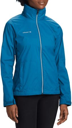 Columbia Women's Switchback III Waterproof Rain Jacket Light
