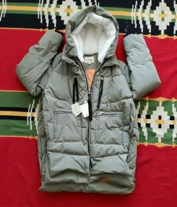 Women's Orolay Thickened Down Jacket  Duck Down 2XL