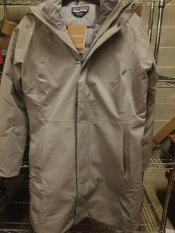 PATAGONIA Women's Tres 3-in-1 Parka, Feather Grey, Size L, N